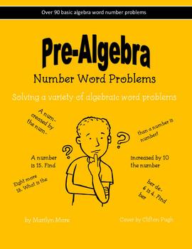 Pre-Algebra Word Problems