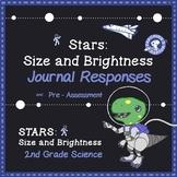Pre-Assessment and Journal Responses: Stars