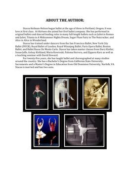 Dance: Preballet Class in a Flash! Creative Movement too! 1 year syllabus