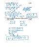 Pre-Calculus 11: Graphing Quadratics Functions Quiz 2 with FULL SOLUTIONS