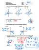 Pre-Calculus 11: Trig Quiz-Angles in Standard Position wit