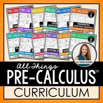 PreCalculus Curriculum