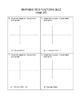 Pre Calculus Trigonometry Graphing Sine and Cosine Quiz