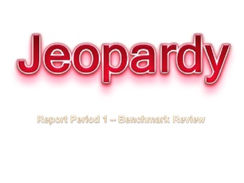 Pre-Calculus Unit 1 Jeopardy Review: Functions!
