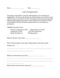 Pre-Civil War Compromises/Acts Group Project