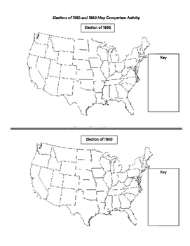 Pre Civil War Election Data Analysis