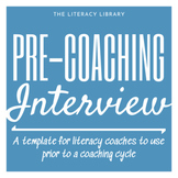 Pre Coaching Interview