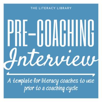 Pre Coaching Interview