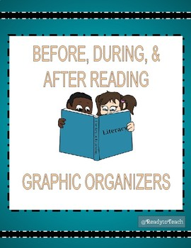 Pre, During, and After Reading Graphic Organizers