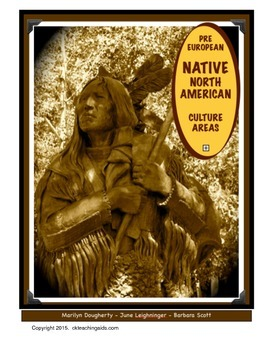 Native American Culture Areas, Pre 1600s - What's That?