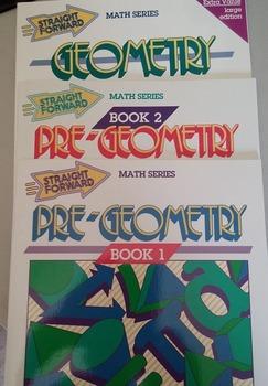 Pre-Geometry & Geometry books