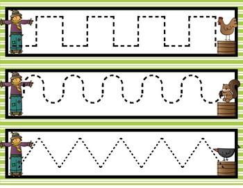 Pre-Handwriting Strips