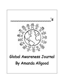 Pre K-2 Global Cultural Awareness Journal