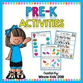 Pre-K Activities