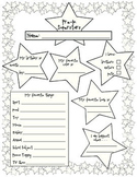 Pre K All About Me Worksheet
