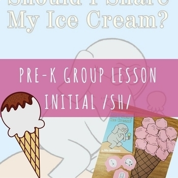 Pre-K Articulation Group Lesson /SH/ Initial