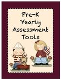 Pre-K Assessment Tools