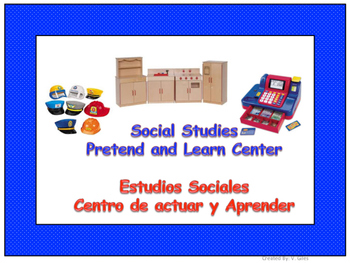 Pre-K Bilingual Center labels (Large)