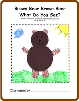 My Brown Bear Book of Colors