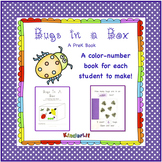 Bugs - A Counting PreK Book