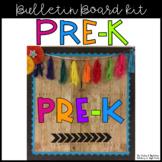 Pre-K Bulletin Board Kit