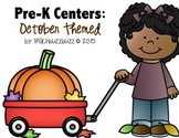 Pre-K Centers: October Themed
