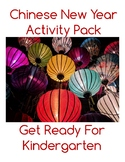 Pre-K Chinese New Year Activity and Party Pack
