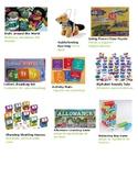 Pre-K Classroom Lakeshore Material Labels - MNPS