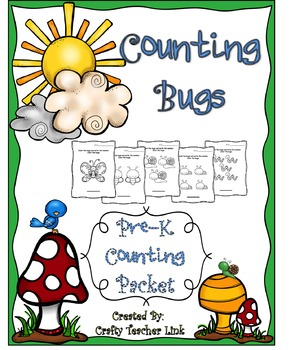 Spring Pre-K Counting