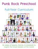 Pre-K Curriculum: Themes + Week-by-Week Lit, Math, Socio-E