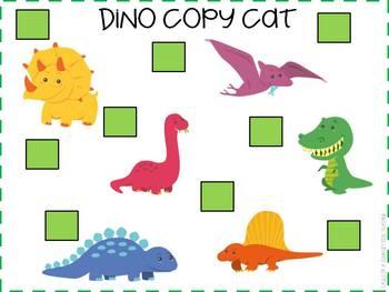 Pre-K Dinosaur Bundle