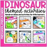 Pre-K Dinosaur Themed Activities