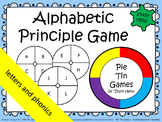 "An Alphabetic Principle Game ""Getting Ready For Reading!"""