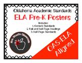 Pre-K ELA Content Standard Posters