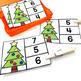 Pre-K Early Finisher Task Cards - December