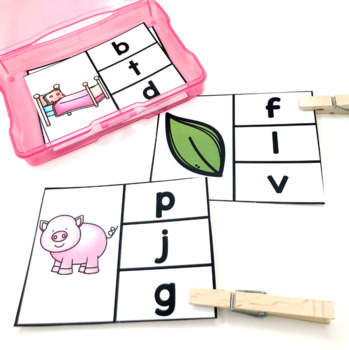 Pre-K Early Finisher Task Cards - February