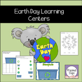 Earth Day Learning Centers