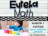 Pre-K Eureka Module 1, Topic B-Sorting by Attribute PDF pr