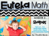 Pre-K Eureka Module 2, Topics A-C