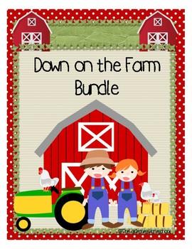 Pre-K Farm Bundle