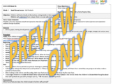 Pre-K For All Units of Study- Unit 3: All About Us Lesson Plans