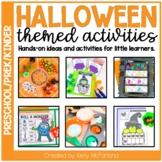Halloween Centers and Activities for PreK