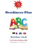 Pre-K  Curriculum - 60 Activities - Readiness Plus Booklet