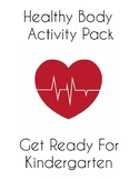 Pre-K Healthy Body Activity Pack