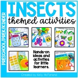 Pre-K Insects Themed Activities