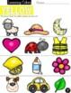 Pre-K-K Color Recognition Activity Sheets