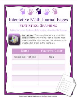 Intro to Statistics  Bar Graphs