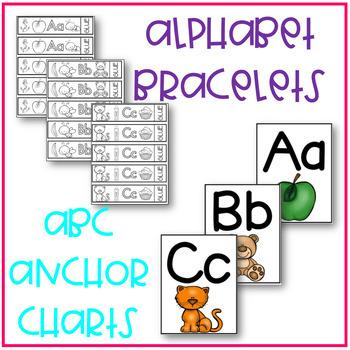 Pre-K & Kinder ABC Bundle