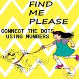 Pre, K Kindergarten, 1st  connect the dots