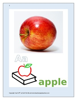 Pre-K, Kindergarten and 1st grade--ABCs coloring sheets/flashcards FREEBIE ! :)